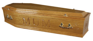 personal coffin