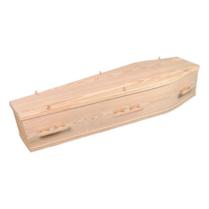 woodland coffin