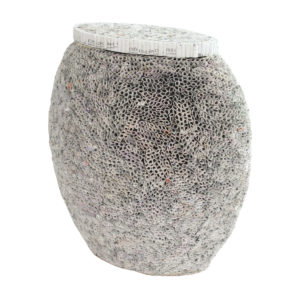 Biodegradable Ashes Urn