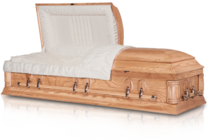 coffin casket