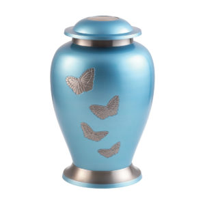 butterfly Urn Ashes Large