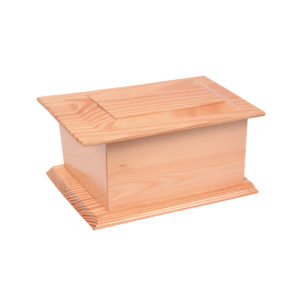 Embleton Wood Ashes Urn Casket