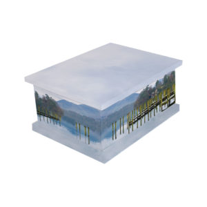 Lake District Picture Ashes Casket