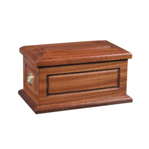 Newton Ashes Casket